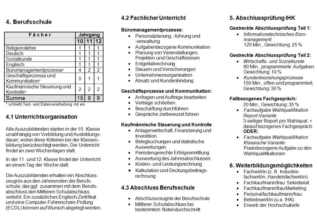 Industriekaufmann Industriekauffrau Pdf Kostenfreier 4